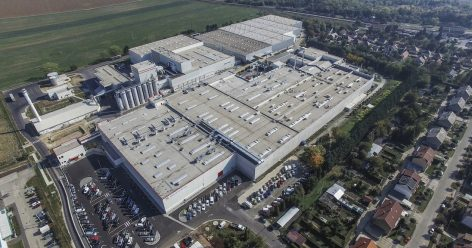 Nestlé launches Hungary's largest food industry investment in Bük