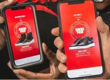 Mobil alkalmazások miatt 3 számjegyű növekedésben a Nike