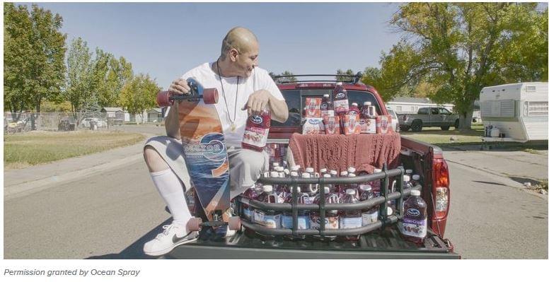 Pickup kisteherautót kapott a TikTok videós