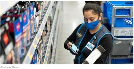 Technológiai fejlesztésekkel újít a Walmart