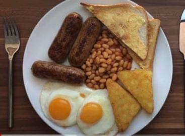 Mi angol az angol reggeliben? – A nap videója
