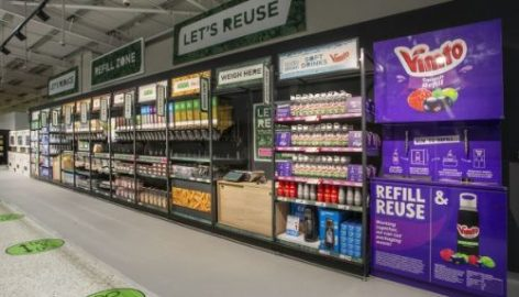 Asda Commences Trial Run Of 'Sustainability Store' In Leeds