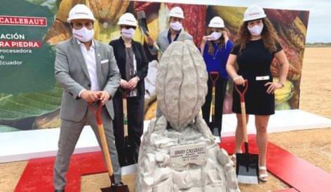 Kakaógyárat épít a Barry Callebaut Ecuadorban