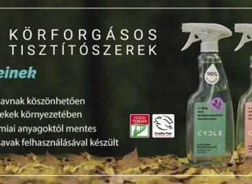 Hazai innováció forradalmasítja a tisztítószerpiacot
