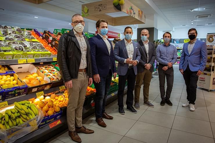Online is rendelhetők az ALDI termékei Budapesten | Trade ...