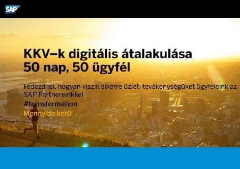Egyre jobban felnőnek a magyar KKV-k az ERP-rendszerbevezetési feladatokhoz az SAP és partnerei szerint