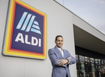 Even more Hungarian products are available in ALDI stores