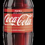 Coca-Cola Zero Fahéj