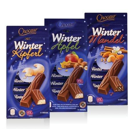 Felejthetetlen finomságok az ALDI-ban: CHOCEUR Csokoládé szeletek