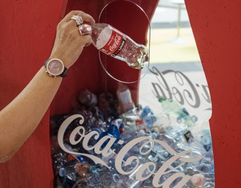 Coca-Cola HBC is Europe's most sustainable soft drink manufacturer again