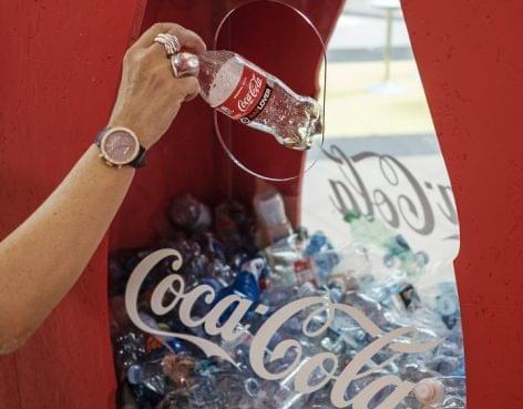 Idén is a Coca-Cola HBC Európa legfenntarthatóbb üdítőitalgyártója