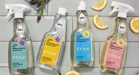CYCLE körforgásos tisztítószerek