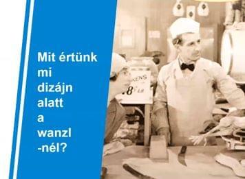 Dizájn Wanzl