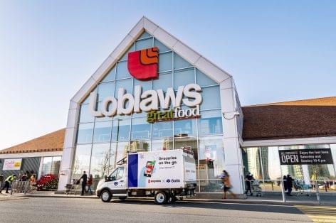 """Önvezető autókat tesztel a Loblaw a """"középső"""" kilométeren"""