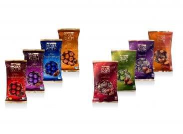 (HU) Csokoládégolyók az ALDI kínálatában