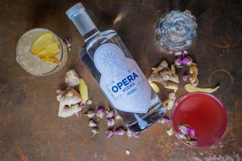Új magyar prémium vodka