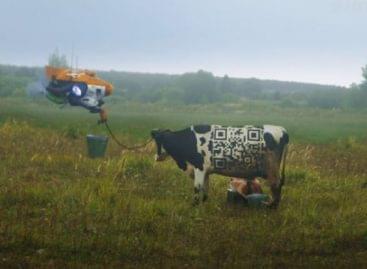Orosz kiber(punk)farm 2077-ből – A nap videója
