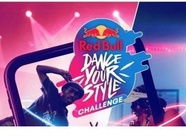 Red Bull táncverseny a TikTok-on