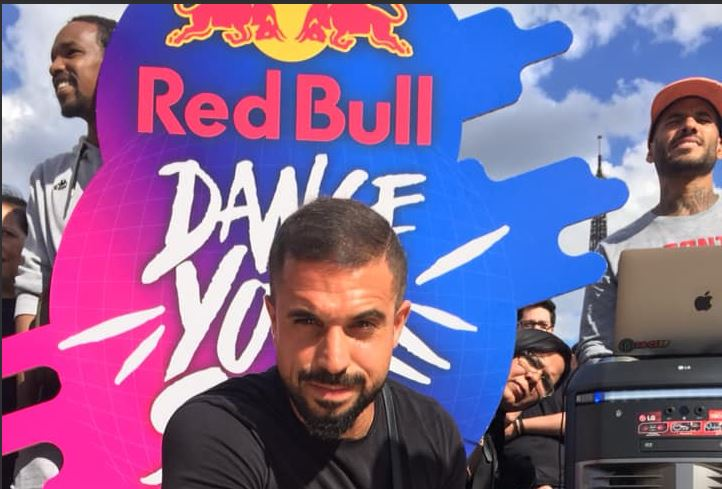 Red Bull táncverseny 2020