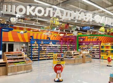New store openings in Russia