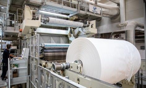 Tíz százalékkal nőtt a Vajda-Papír árbevétele tavaly