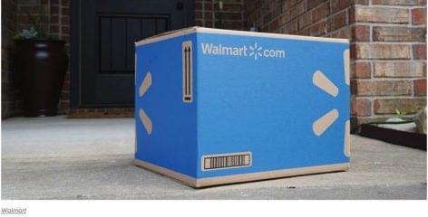 Önkéntesek – újabb szín a Walmart kiszállítási palettáján