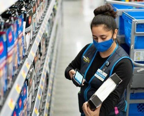 Omnichannel tesztüzletek a Walmarttól