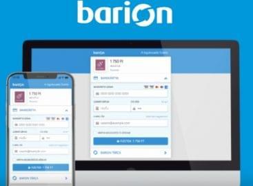 A Barion másfélszeresére növelte idén e-kereskedelmi partnereinek számát