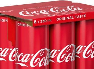 Itt a KeelClip, a Coca-Cola új találmánya