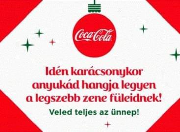 Idén légy te magad az ajándék, hiszen Veled teljes az ünnep – üzeni a Coca-Cola