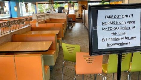(HU) Az éttermeket tenné bűnbakká a vírus gyors terjedésért egy felmérés
