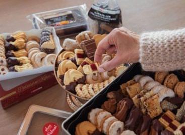 Pálmaolajmentes karácsonyi sütik a Spar Ausztriától
