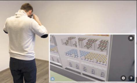 Virtuális valóságban tervezik a csomagolóanyagokat a Dunapacknál