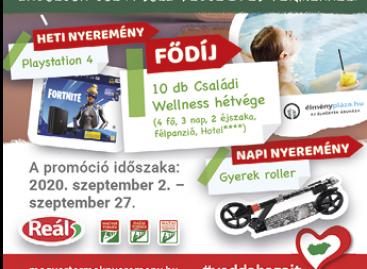 Reál: eredményes promóció Magyar Termékekkel
