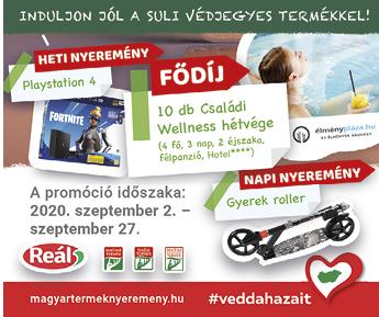 Reál: Sikeres promóció a Magyar Termékkel