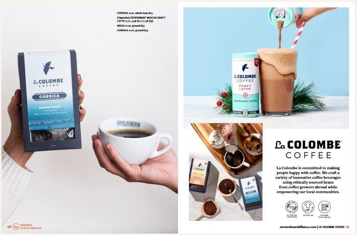 Mission Brand Alliance kávé márka