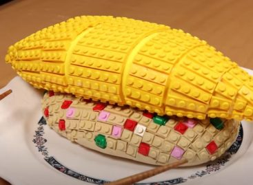 Lego Omelet Rice – Video of the day