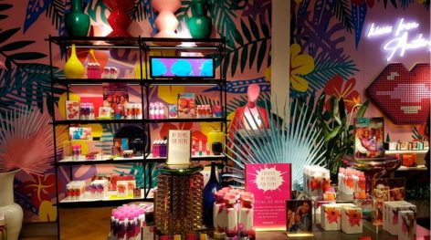 House of Rituals – flagship store in Amsterdam