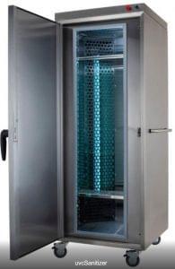 Fertőtlenítő szekrény