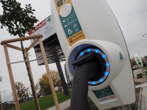 SPAR's electric car charger network continues to expand