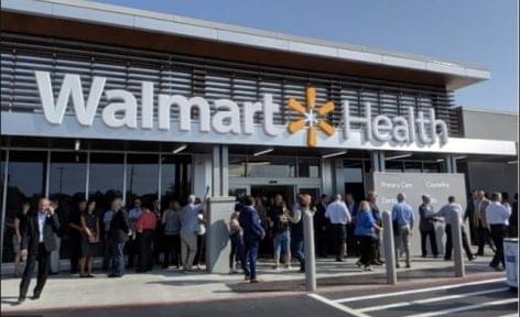 A Walmart is beszáll az oltásba