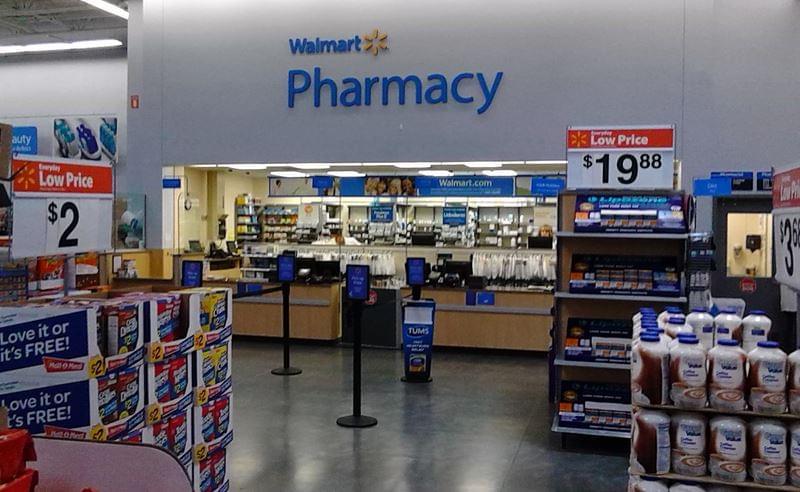 Walmart patika