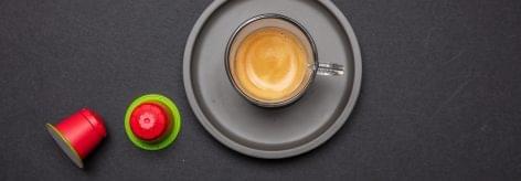 Otthon komposztálható kávékapszulák az UCC Coffee-től