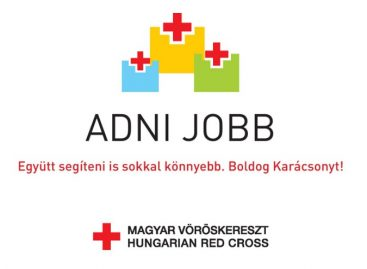 Donate by shopping, with the help of the Hungarian Red Cross!
