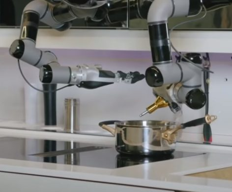 Konyhai robotgép, 100 millióért
