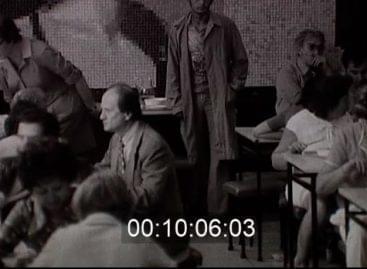 Ilyen volt a 70-es évek önkiszolgáló étterme – A nap videója