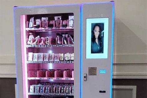 Már kozmetikumokat is vehetünk automatából