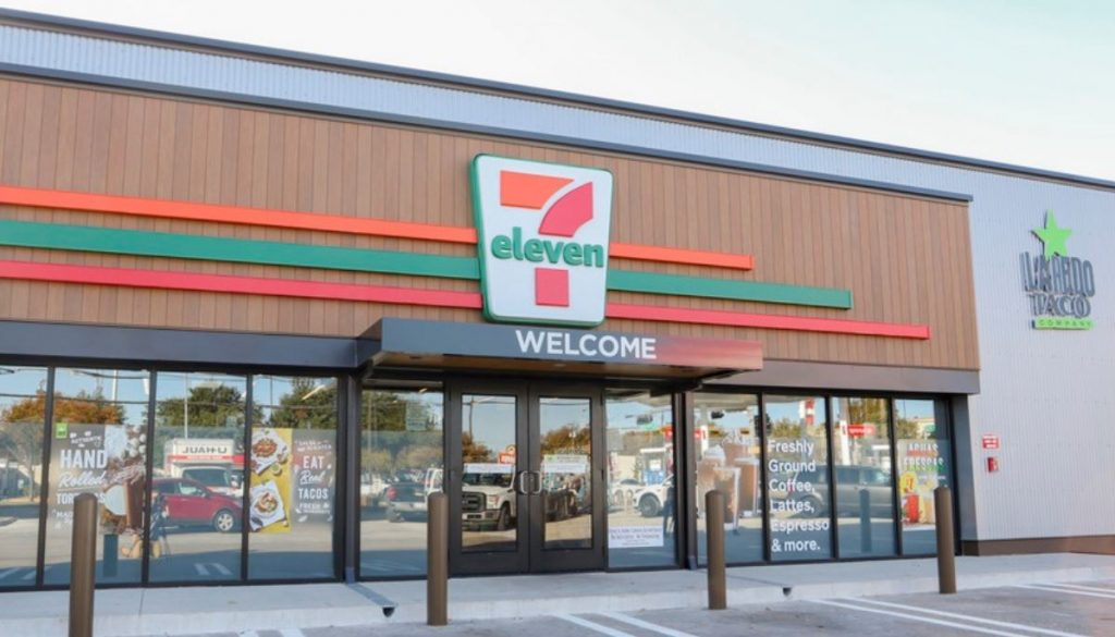 7-Eleven üzlet
