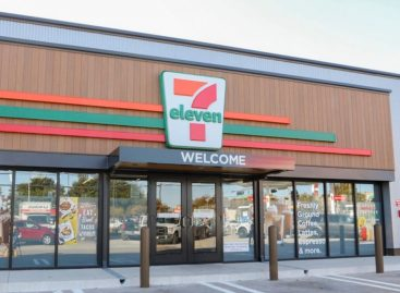 Megnyílt a 7-Eleven lánc új tesztboltja