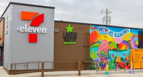 7-Eleven Dallas